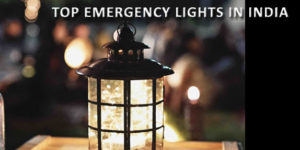 2018's Best Selling Top Emergency Lights in India
