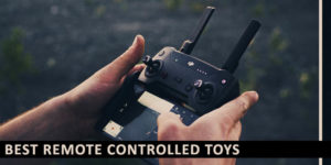 Best Remote Controlled Toys India