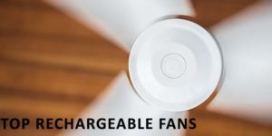 Best Rechargeable Fans India 2018
