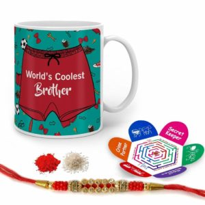 Raksha Bandhan Gifts: Best Rakhi Gifts for Sisters and Brothers Online