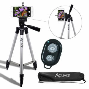 Best Smartphone Tripods To Buy In 2019